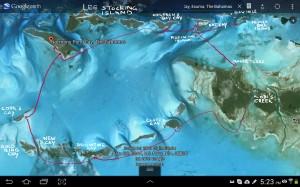 02- Exumas Route