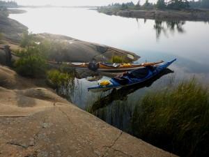 5-kayaks Afloat
