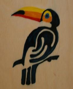 4 - Toucan