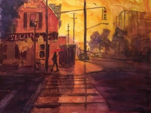 SecondCup-Underpainting